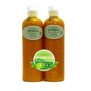 Organic Unrefined Palm Oil