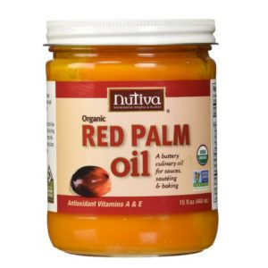 Nutiva Organic Red Palm oil