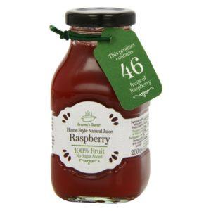 Natural Raspberry Juice
