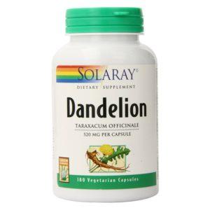 Solaray Dandelion Root Capsules