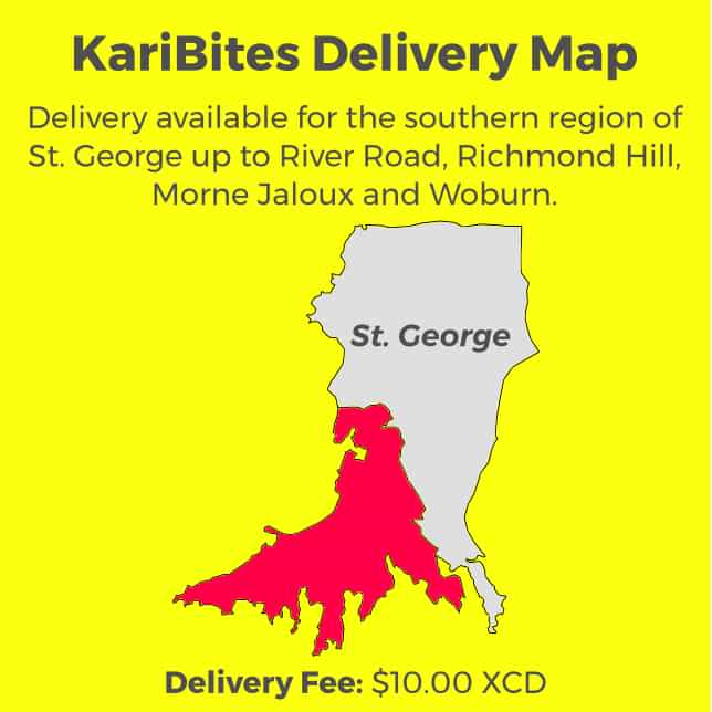 KariBites Delivery Map