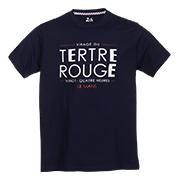 T-SHIRT TERTE ROUGE