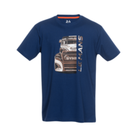 T-SHIRT HOMME CAMIONS PHOTO