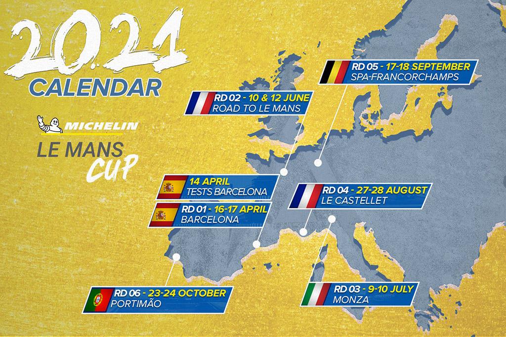 Le Mans 2021 Tv