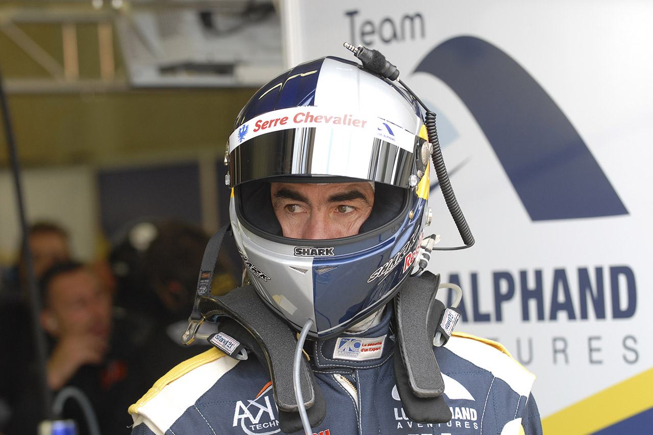 L'ancien skieur Luc Alphand a participé aux 24 Heures du Mans à huit reprises;