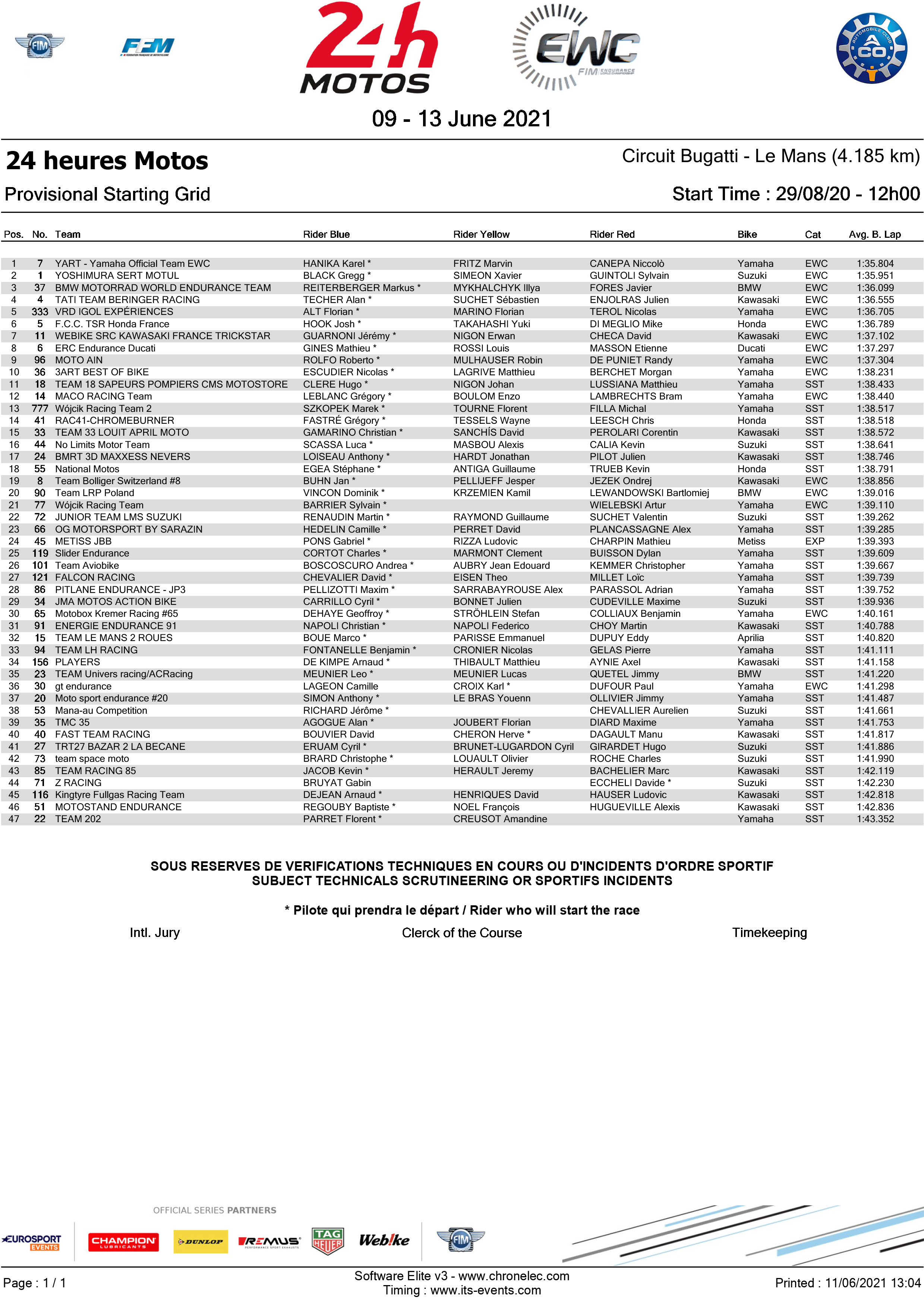 Championnat EWC Endurance - Page 2 60c35ee567f4d