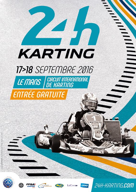 24 Heures Karting Aco Automobile Club De L Ouest