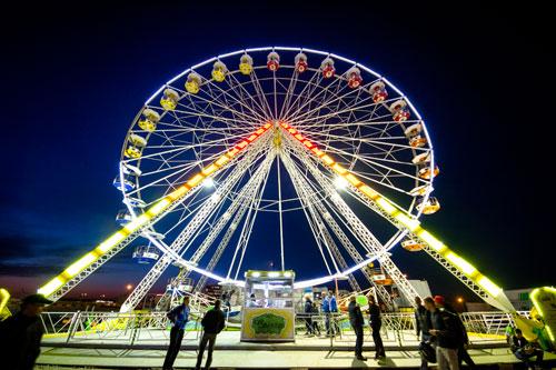 Fête Foraine - Grande roue