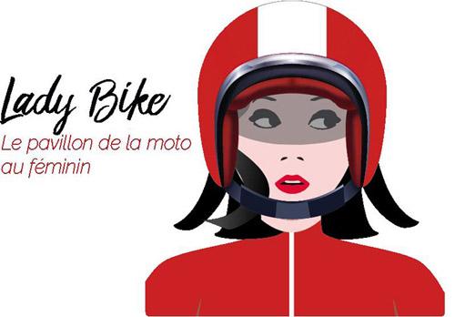 Lady bike, le pavillon de la moto au féminin