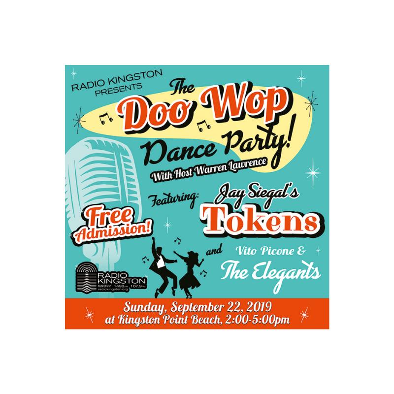 The Doo Wop Dance Party - Radio Kingston, | Radio Kingston