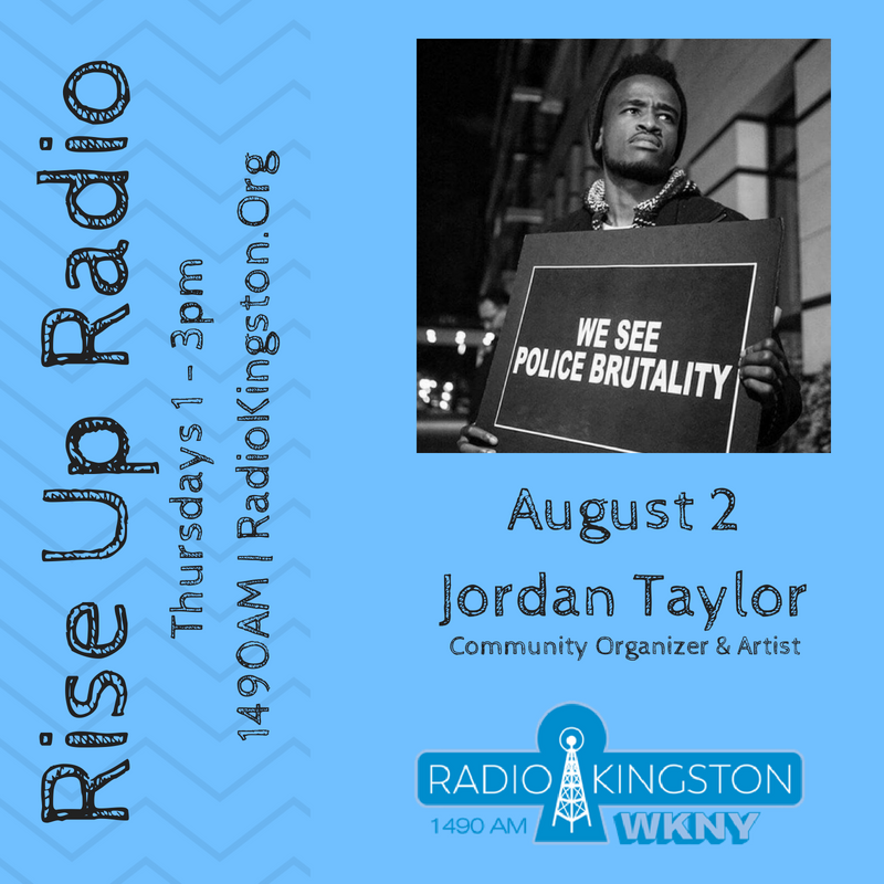 Blackness is an Art in Itself - Radio Kingston,   Radio