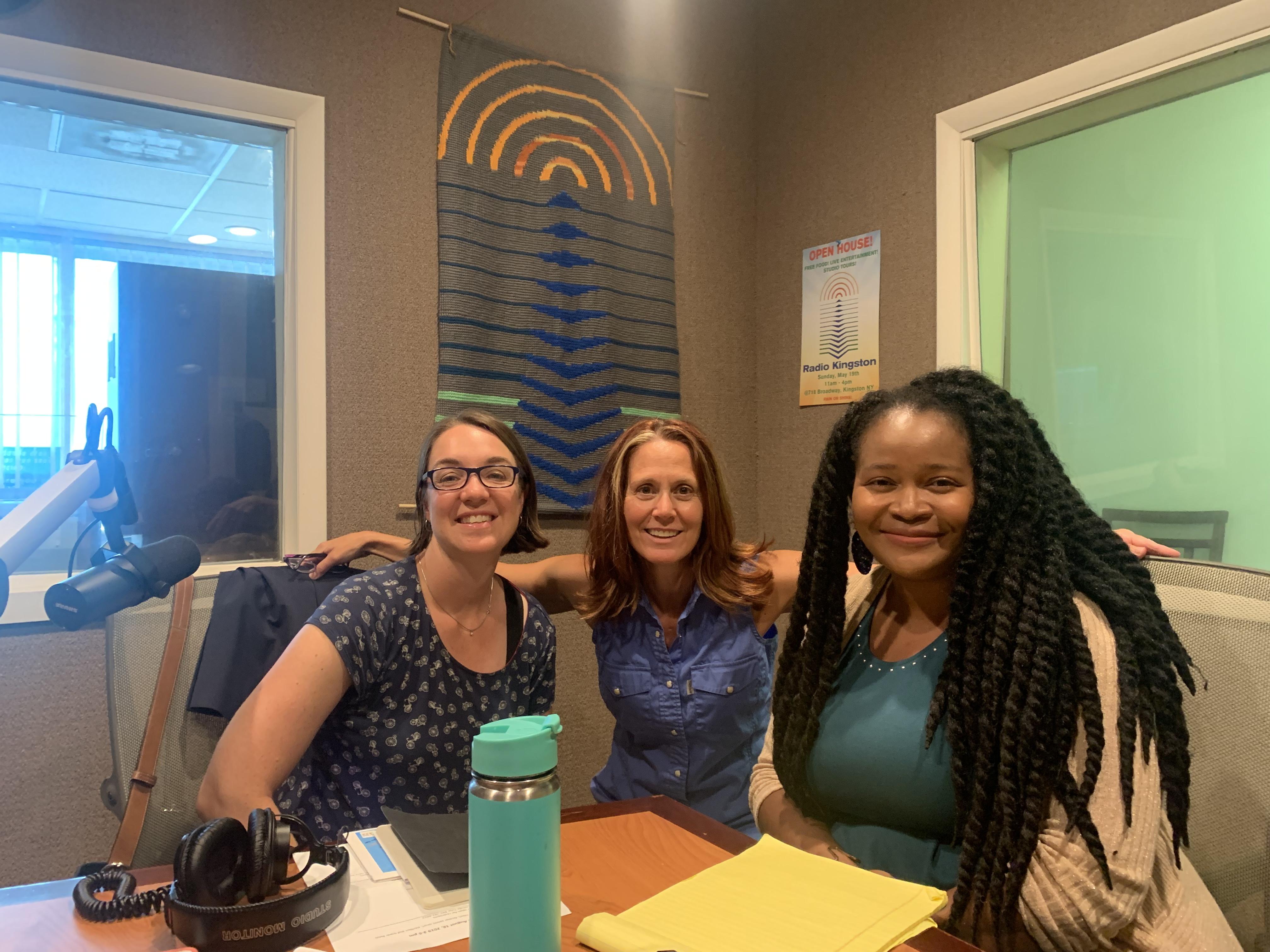 Community Corner with Christine - Radio Kingston, | Radio