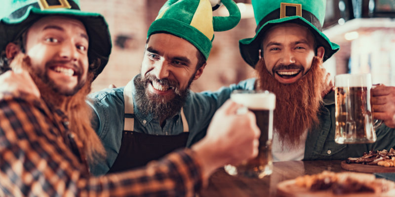 St. Paddy's Open Bar Party