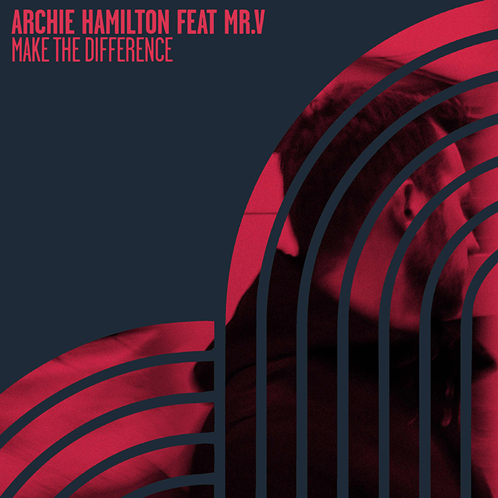 Upfrontbeats   Archie Hamilton ft  Mr V - Make The Difference EP