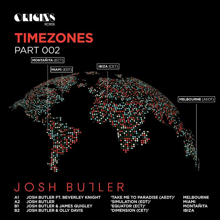 Upfrontbeats   Josh Butler Timezones Part 002 EP