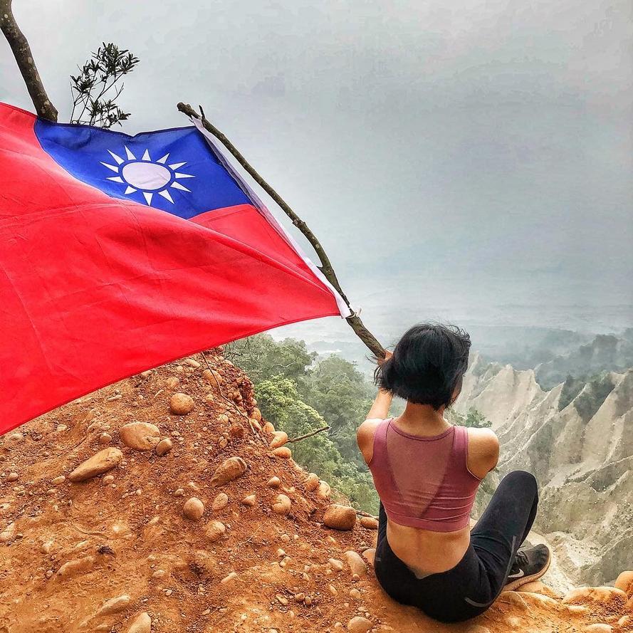 國慶雙十連假登山路線推薦-火炎山