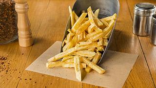 πιάτσα-καλαμάκι-πανόρμου-πατάτες-τηγανητές