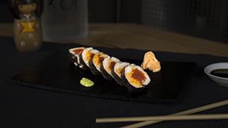 koi-spicy-tuna-roll