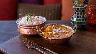royal-indian-chef-μισή-μερίδα-chicken-korma-&-ρύζι-μπασμάτι