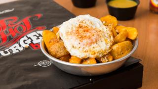 hot-hot-burger-potatoes-egg-&-parm