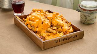 το-πανόραμα-της-βούλας-πατάτες-τηγανητές-με-cheddar-&-μπέικον