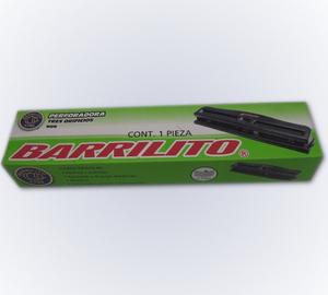 PERFORADORA 3 ORIFICIOS BARRILITO 909