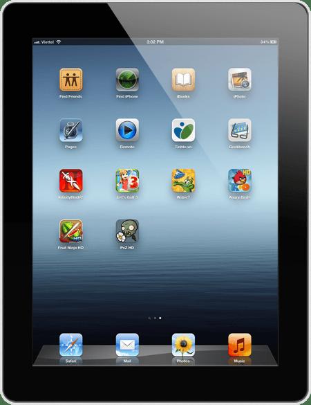 iPad 4 (2012) Wi-Fi