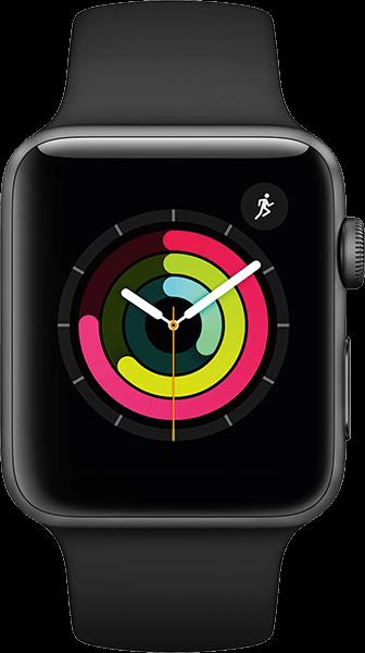 Watch Series 3 38mm GPS + Cellular