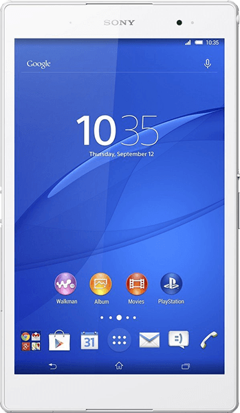 Xperia Tablet Z3 Compact
