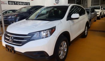 Honda CR-V 2.4 Lx Mt, 2013