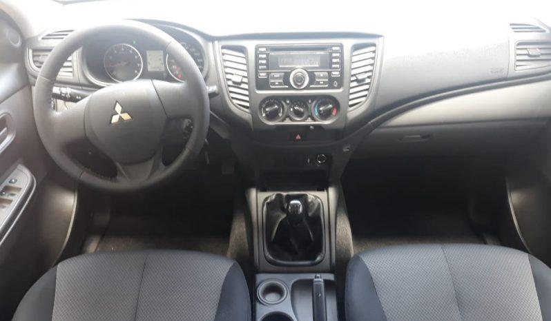 Mitsubishi L200, 2016 lleno