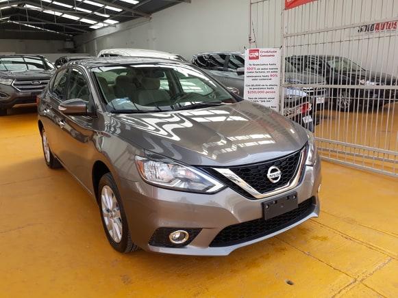 Nissan Sentra, 2017 lleno