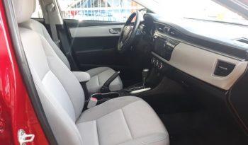 Toyota Corolla LE, 2014 lleno