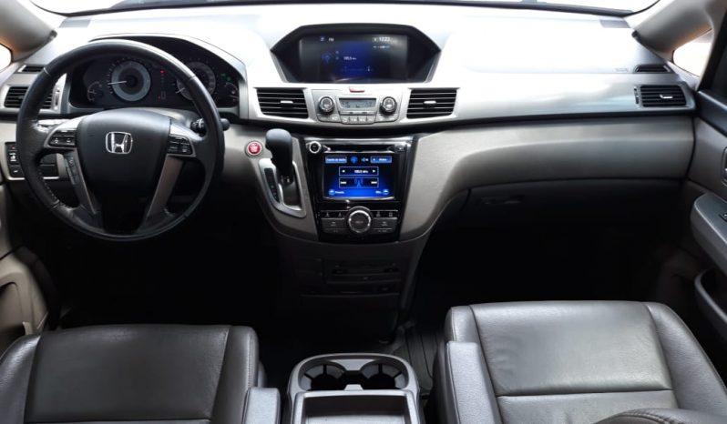 Honda Odyssey EXL, 2016 lleno