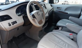 Toyota Sienna, 2013 lleno