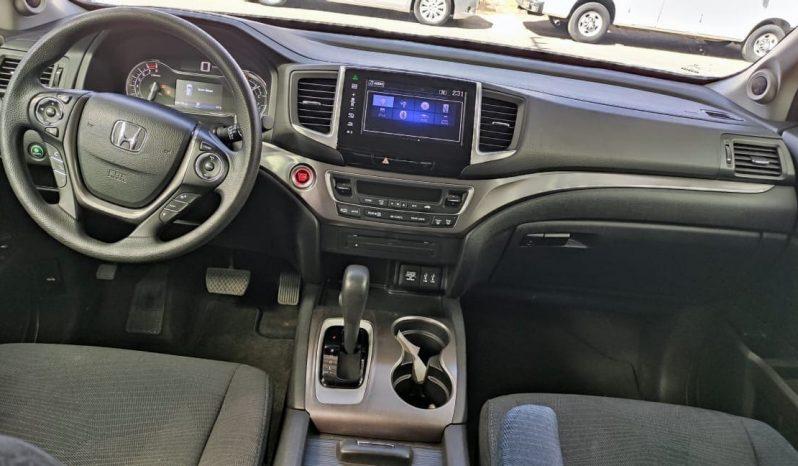 Honda Pilot, 2016 lleno