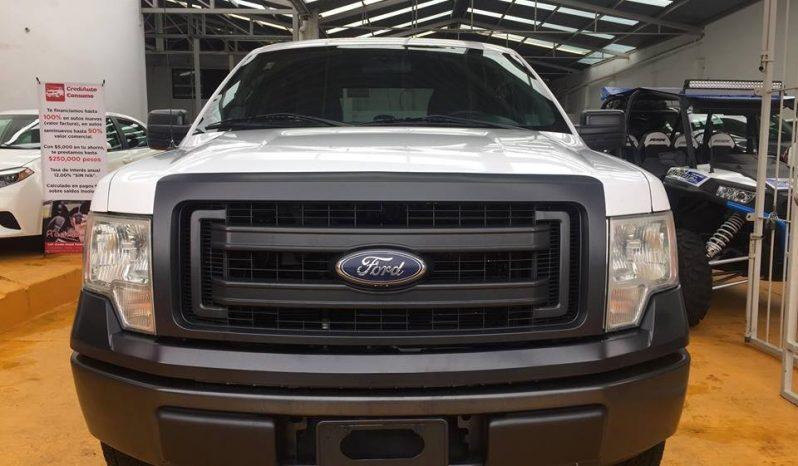 Ford F-150,  2013 lleno