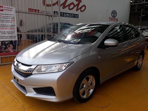 Honda City 1.5 Lx At Cvt, 2016