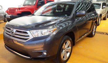 Toyota Highlander, 2013 3.5 Sport Premium AT