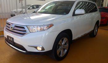2013 Toyota Highlander 3.5 Sport Premium AT