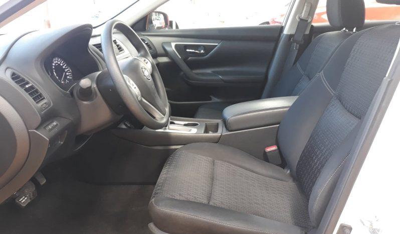 2017 Nissan Altima Sense 2.5L lleno