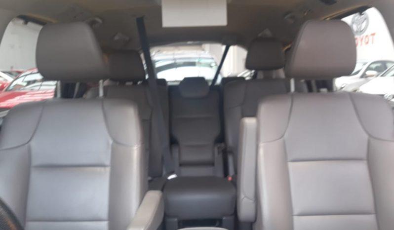 2016 Honda Odyssey Touring lleno