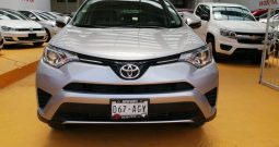 2016 TOYOTA RAV4 2.5 XLE AWD AT