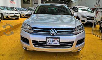 Volkswagen Touareg V6 2013 lleno