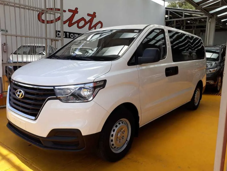 2019 Hyundai Starex
