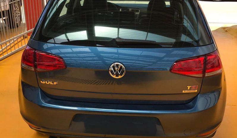 Volkswagen Golf Comfortline 2016 lleno
