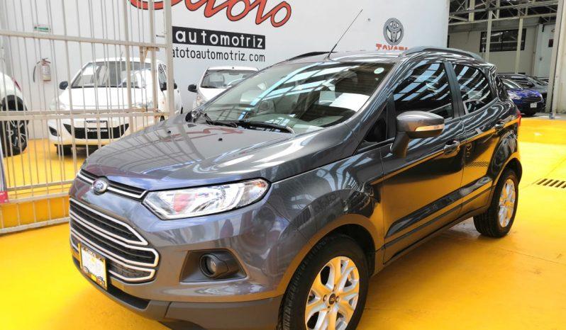 Ford Ecosport  2017 lleno