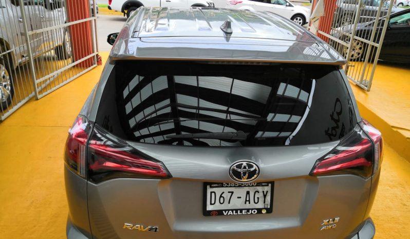 Toyota Rav4 XLE, 2016 lleno