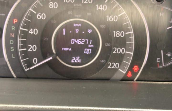 Honda CR-V LX 2016 lleno