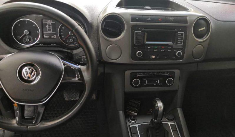 Volkswagen Amarok 2017 lleno